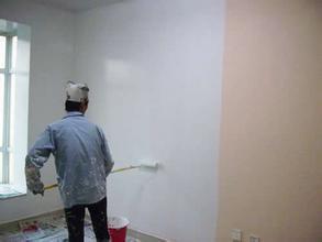 喀什墙面粉刷公司